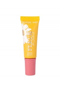 "Кремовые румяна Cream blush ""Fleur du soleil"" ""Vivienne Sabo"""