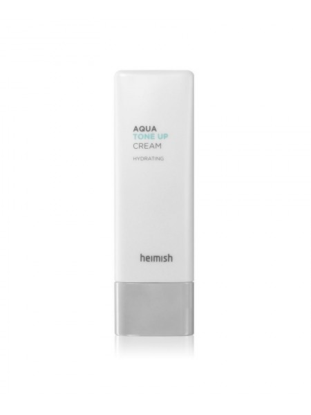 "Выравнивающий тон крем для лица Aqua Tone-Up Cream 40ml ""Heimish"""
