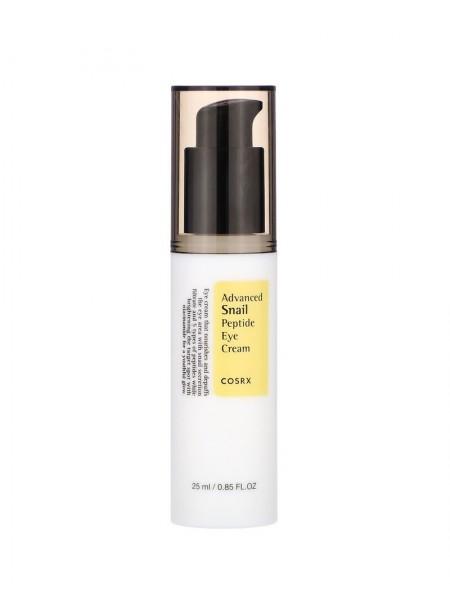 "Крем для век с пептидами против морщин Advanced Snail Peptide Eye Cream ""COSRX"""