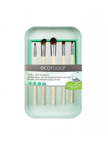 "Набор кистей для макияжа Daily Defined Eye Set ""EcoTools"""