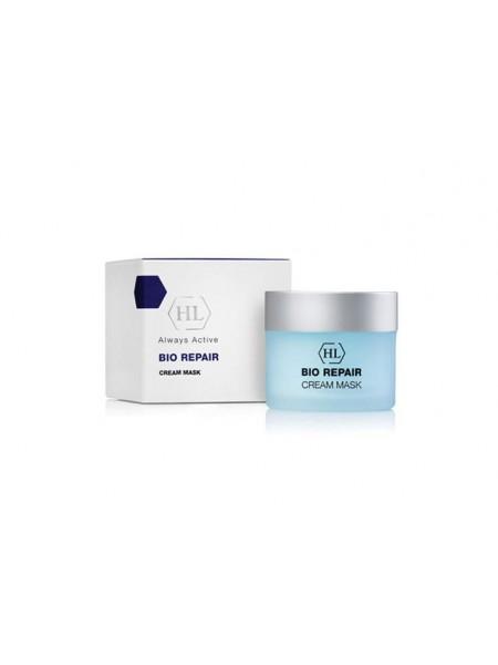 """Подтягивающая питательная маска для всех типов кожи BIO REPAIR Cream Mask 50 мл """"Holy Land"""""""