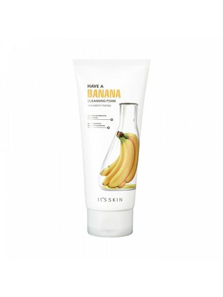 "Очищающая пенка Have a Banana Cleansing Foam ""It's Skin"""