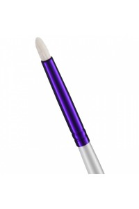 """Маленькая круглая кисть-карандаш для теней и растушевки карандаша К53 """"Manly Pro"""""""