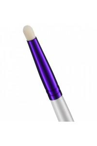 """Маленькая круглая кисть для теней и растушевки карандаша К56 """"Manly Pro"""""""