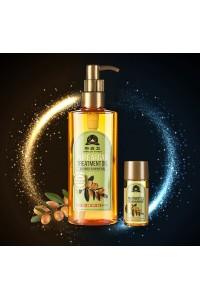 "Аргановое масло 100% Argan Treatment Oil 220ml+25ml ""ARIKKEU"""