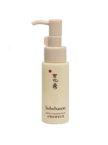 """Гидрофильное масло для очищения кожи Gentle Cleansing Oil """"Sulwhasoo"""""""