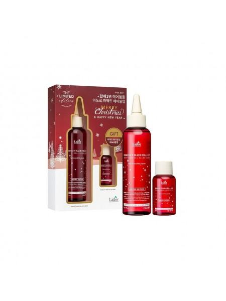 """Набор филлеров для волос 150ml+30ml Merry Christmas Perfect Hair Fill-Up """"Lador"""""""