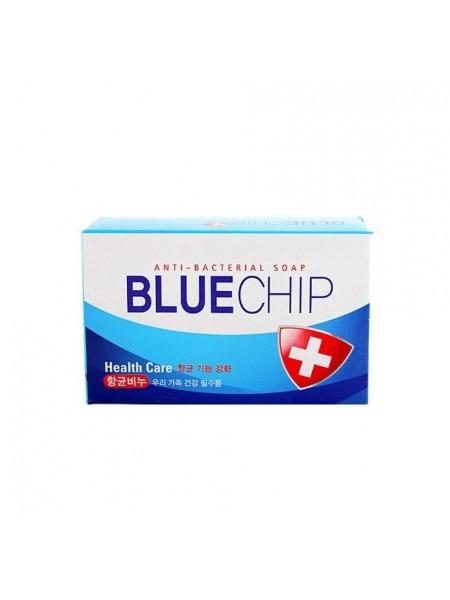 """Мыло антибактериальное Увлажняющее 100г  """"Blue chip"""""""
