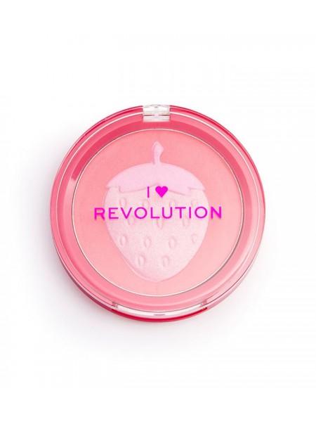 "Румяна Fruity Straberry ""Revolution"""
