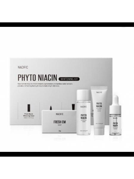 """Набор миниатюр Phyto Niacin Whitening Kit""""Nacific"""""""