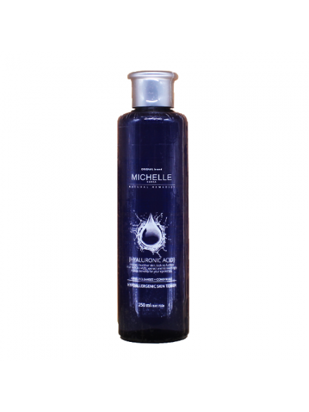 "Тонер для лица Hyaluronic Acid 250ml ""Michelle"""