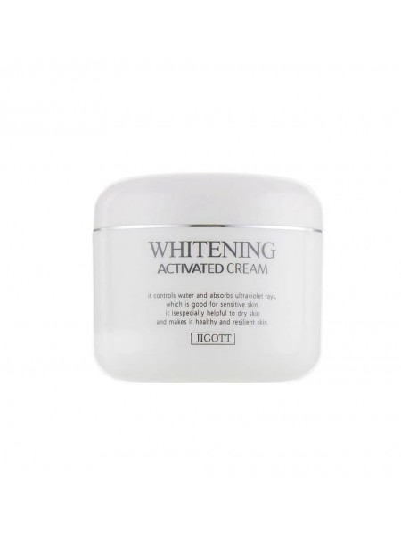 "Крем для лица Jigott Whitening Activated Cream  ""Jigott"""