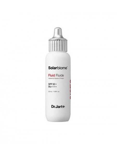 "Солнцезащитный флюид Solarbiome Fluid SPF50+ PA++++ ""Dr. Jart+"""
