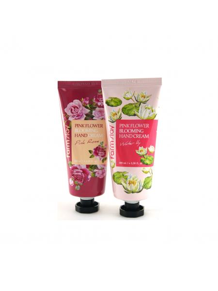 "Косметический набор Pink Flower Blooming Hard Cream ""Farm Stay"""