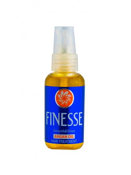 """Аргановое масло-уход для волос Argan Oil,  50 мл """"FINESSE"""""""