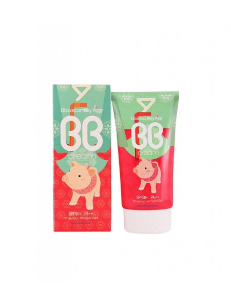 "BB крем Milky Piggy BB Cream SPF50+ PA+++ 50мл ""Elizavecca"""