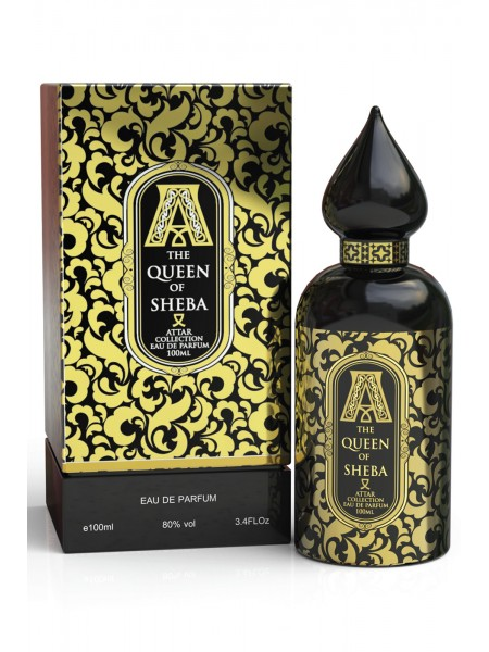 "Парфюмерная вода   Queen of Sheba  ""Attar Collection """