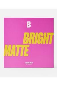 "Палетка теней яркие цвета BRIGHT MATTE 42 цв ""Beauty Bay"""