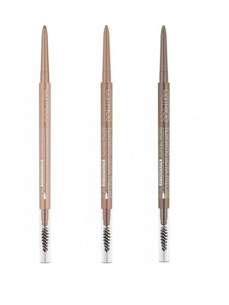 "Контур для бровей - Slim'Matic Ultra Precise Brow Pencil Waterproof ""Catrice"""