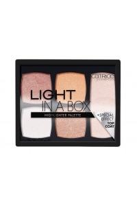 "Палетка хайлайтеров Light In A Box Highlighter Palette 010 IT'S GLOW TIME ""Catrice"""