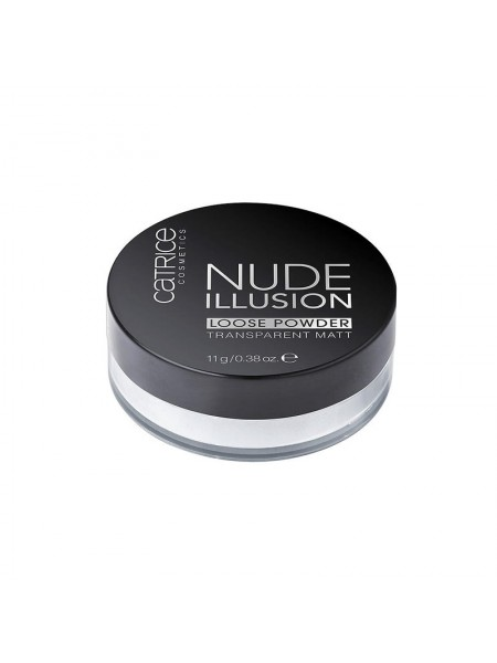 "Пудра рассыпчатая  Nude Illusion Loose Powder  ""Catrice"""