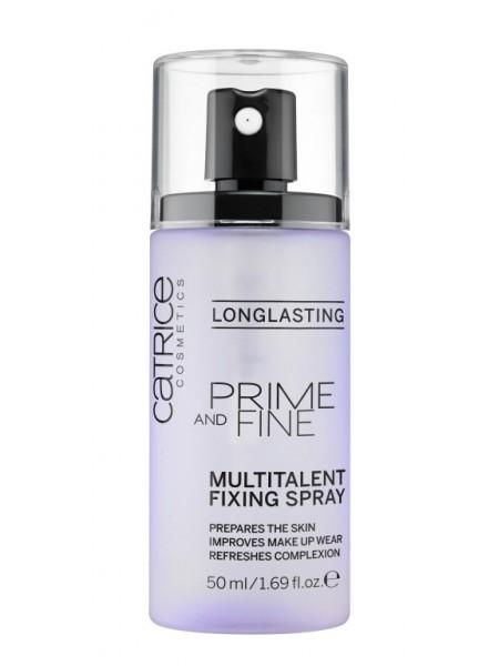 "Фиксирующий спрей для макияжа Prime And Fine Multitalent Fixing Spray ""Catrice"""