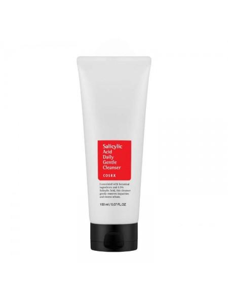 """Пенка для умывания с салициловой кислотой для проблемной кожи  Salycylic Acid Dayly Gentle Cleanser """"COSRX """""""