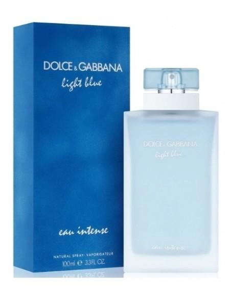 """Парфюмерная вода  Light Blue Eau Intense  """"D&G"""""""""""
