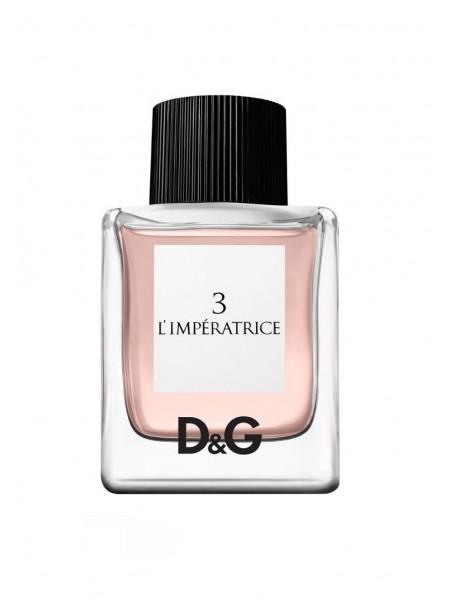 """Туалетная вода 3-Limperatrice """"D&G"""""""