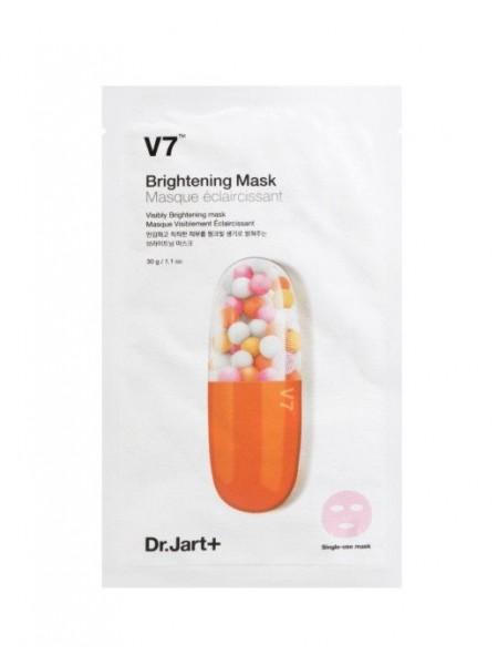 """Осветляющая маска для лица с витаминным комплексом V7 BRIGHTENING MASK """"Dr. Jart+"""""""