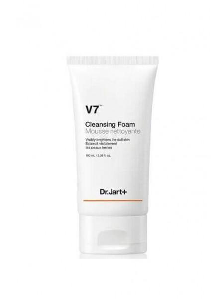 """Пенка для умывания V7 Cleansihg foam """"Dr.Jart+"""""""