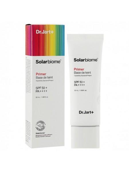 """Солнцезащитный праймер Solarbiome Primer 50мл SPF50+ PA++++ """"Dr. Jart+"""""""