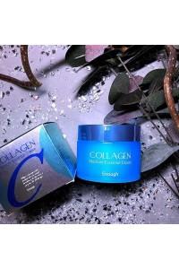 """Увлажняющий крем с коллагеном Collagen moisture essential cream """"Enough"""""""