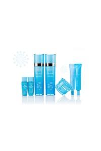 """Набор для лица уходовый Collagen whitening skin care 5 set 130мл*2/ 50г/30мл*2 """"Enough"""""""