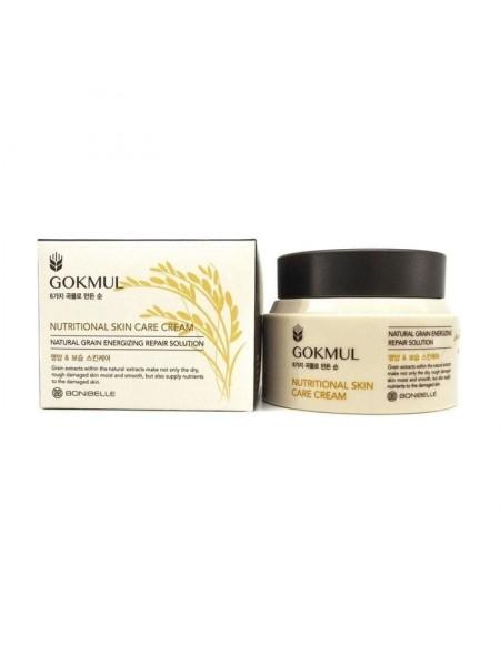"Питательный крем для лица Bonibelle Gokmul Nutritional Skin Care Cream, 80 мл ""Enough"""