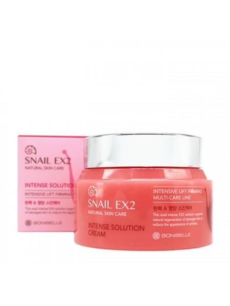 """Крем для лица Bonibelle Snail Ex2 Intense Solution Cream """" Enough"""""""