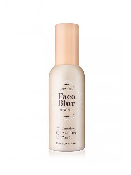 """Тональный крем Face Blur SPF33 PA++ 35g Smoothing """"Etude House"""""""