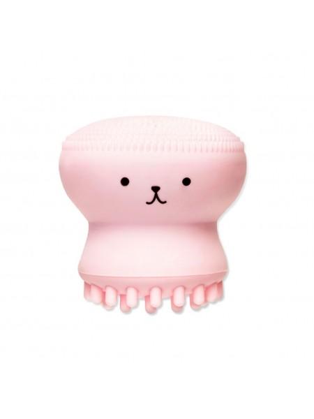 """Отшелушивающая силиконовая кисточка Jellyfish, 1 кисточка """"Etude House"""""""