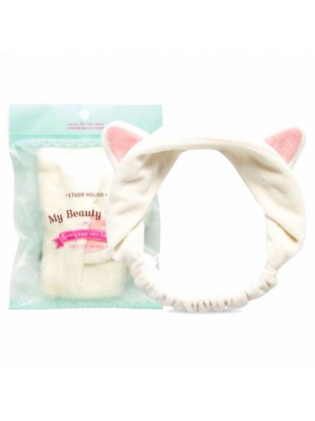 "Повязка на голову My Beauty Tool Lovely Etti Hair Band ""Etude House"""