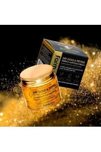 "Крем для ухода за кожей 24K Gold Peptide Perfect Ampoule Cream ""Farm Stay"""