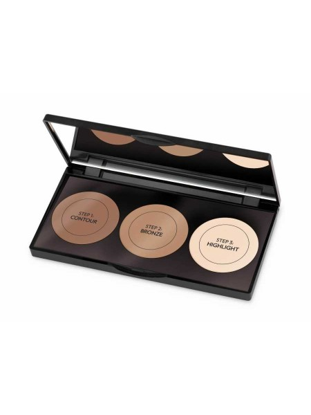 "Палитра корректоров GR Contour Powder Kit ""Golden Rose"""