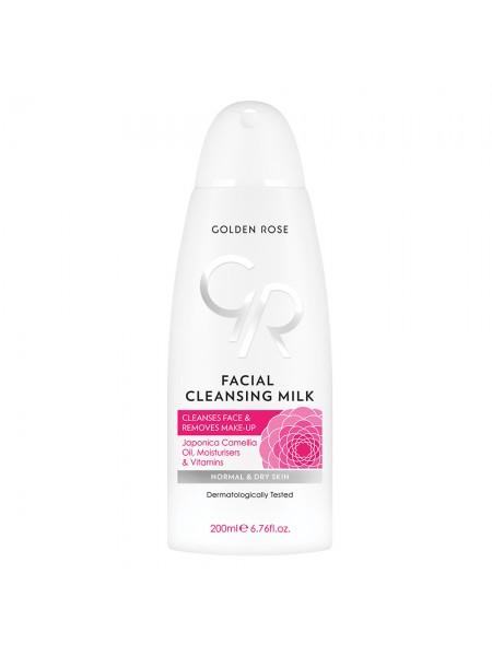 """Молочко для лица Facial Cleansing Milk 200 ml """"Golden Rose"""""""