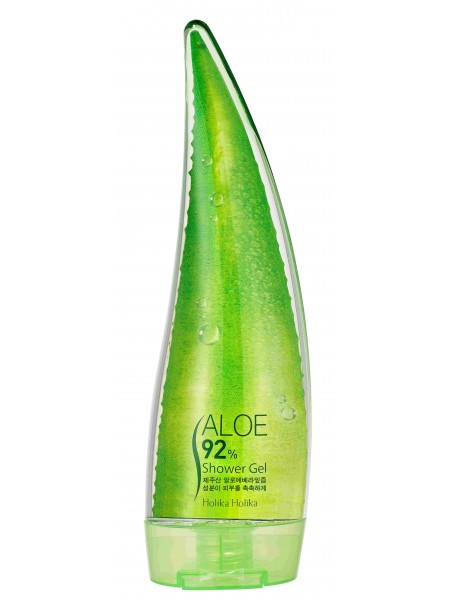 "Гель для душа  Aloe 92% Shower Gel ""Holika Holika"""