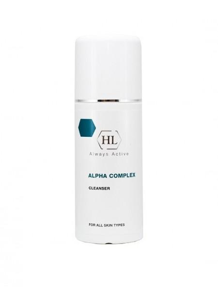 """Деликатное очищающее средство для всех типов кожи ALPHA COMPLEX Cleanser """"Holy Land"""""""