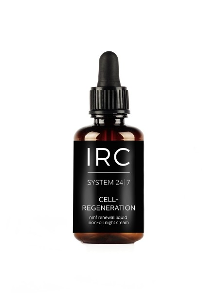 "Ночной восстанавливающий жидкий крем CELL REGENERATION, 55 мл ""IRC"""