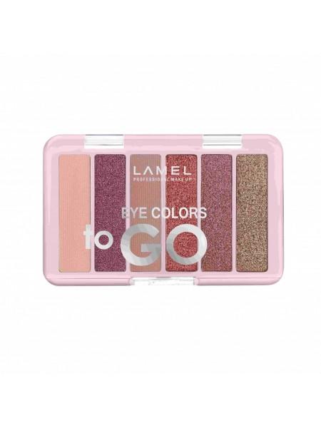 "Набор теней для век Eye Colors to GO ""Lamel"""