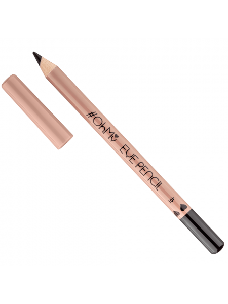 "Контурный карандаш для глаз OhMy MakeUp Eye pencil ""Lamel"""