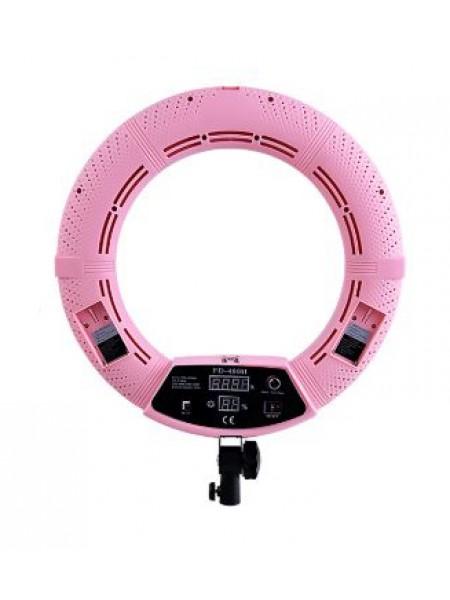 Кольцевая лампа Розовая  PREMIUM