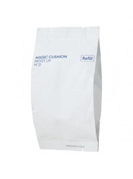 """Запаска M Magic Cushion Moist Up SPF50+/PA+++ Тон 21 """"Missha"""""""