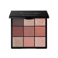 "Палитра теней для век Sexy Eyeshadow Palette ROSE & PEONIES ""Romanova"""